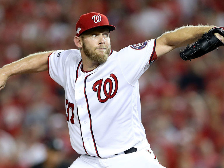 Nationals, Strasburg agree to reported record 7-year, $245M deal