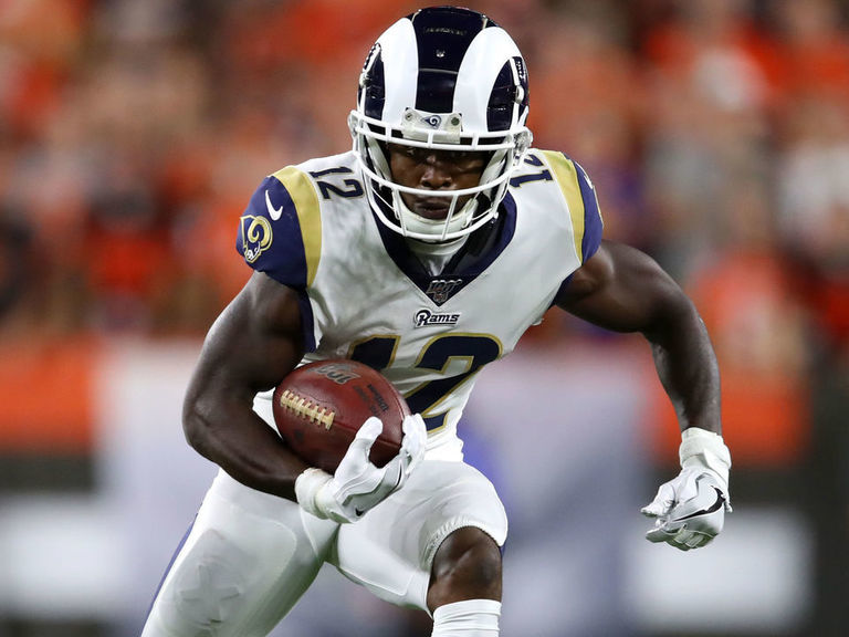 Rams expect Cooks to return from concussion in Week 12