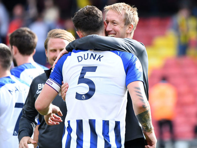 Eye on England: Potter built Brighton around strengths, not preconceiv