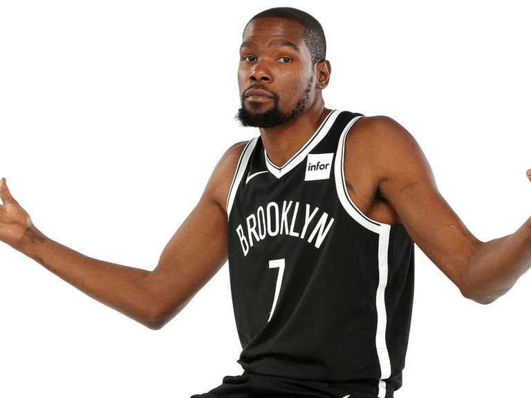 KD: Knicks struggling in free agency because their brand is 'not as co