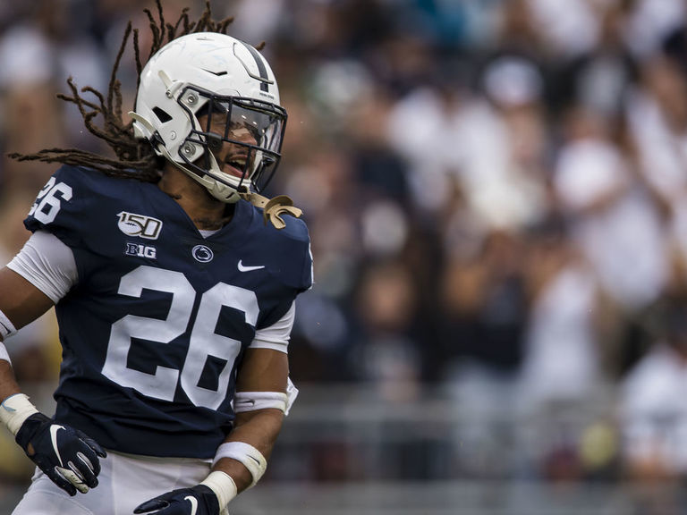 Penn State T-shirts support Sutherland after letter about dreadlocks