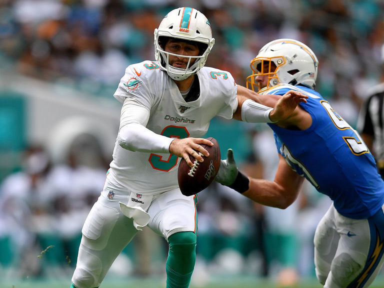 Dolphins' Rosen ready to prove he's 'their guy moving forward'