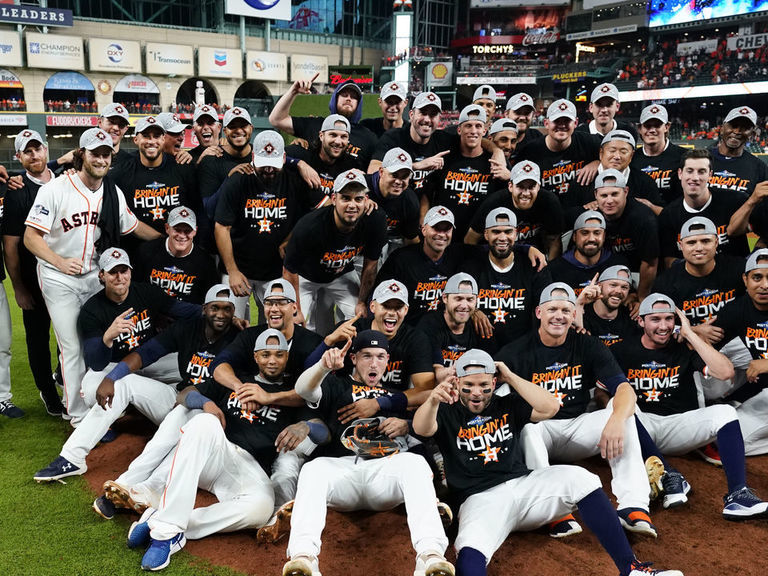 Astros thump Rays in Game 5, advance to 3rd straight ALCS