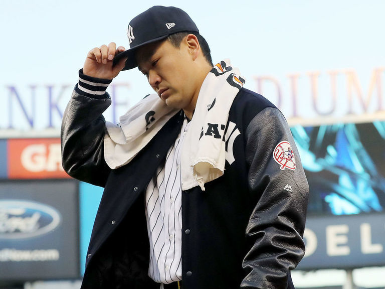 Tanaka: Astros cheated Yankees of 2017 World Series berth