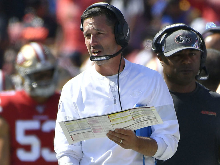 NFL Coach of the Year odds: Shanahan favored over Harbaugh, Tomlin