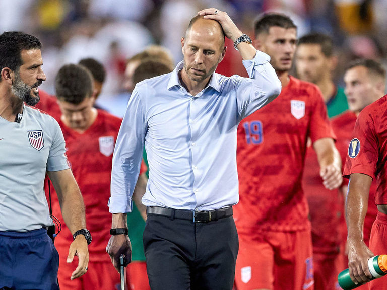 Footy Podcast: Should USMNT fire Berhalter after loss to Canada?