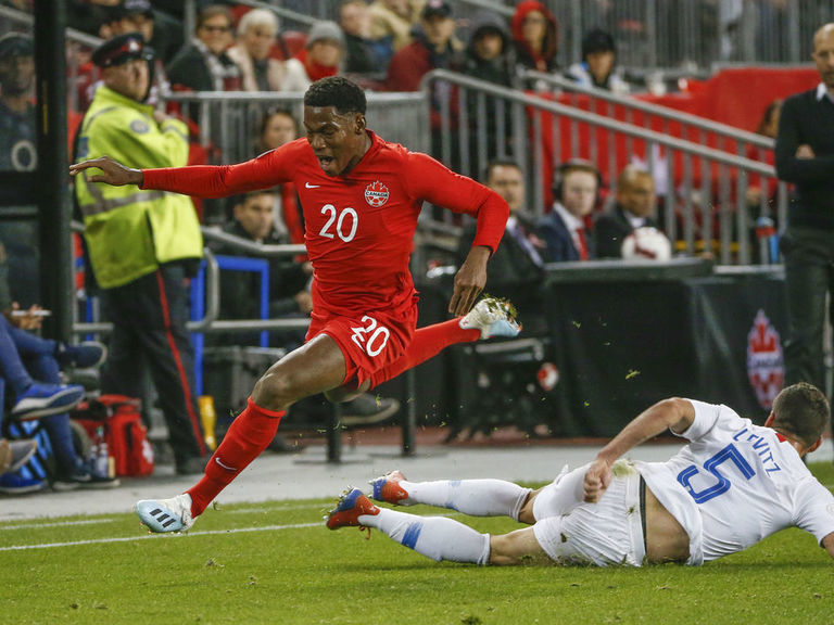 Canada secures 1st win over United States since 1985