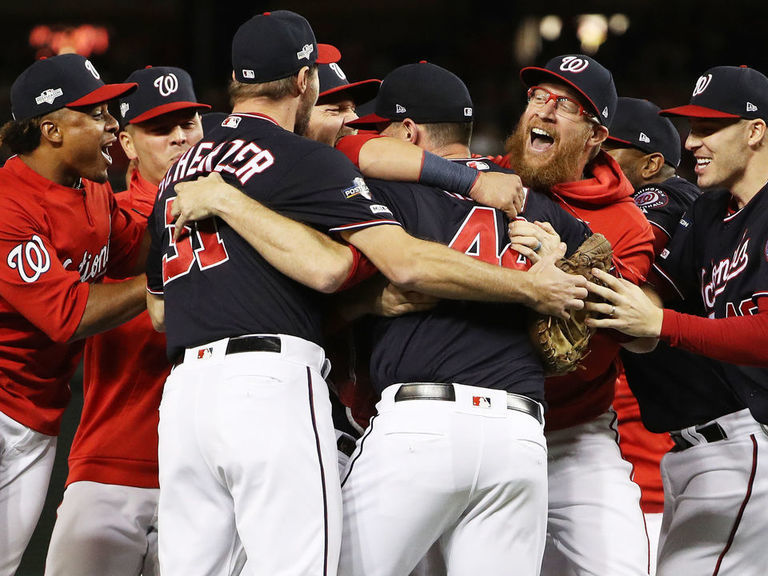 Nationals sweep Cardinals in NLCS to earn 1st World Series berth