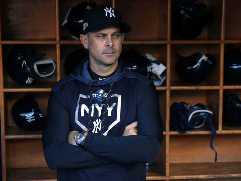 Blame it on the rain? Game 4 washout puts Yankees in tough spot