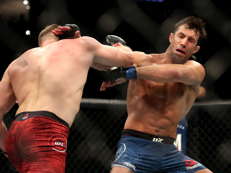 Rockhold: 'I have no interest in fighting right now'