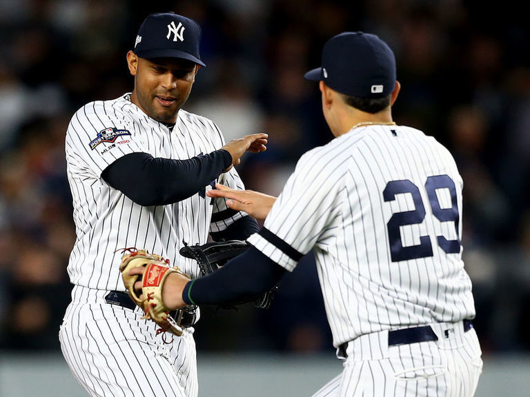The empire strikes back: Yankees remind everyone why they're here