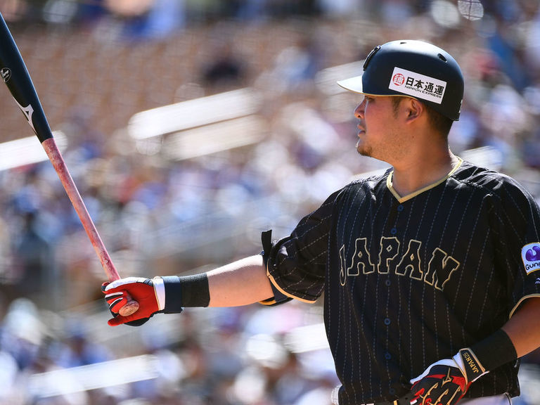 Japanese slugger Tsutsugo officially posted for MLB transfer