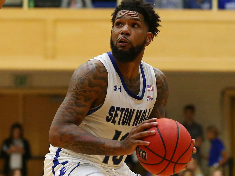 Seton Hall's Powell leaves with reported ankle sprain