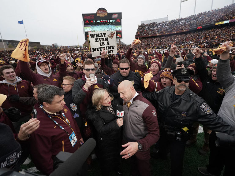 The good, the bad, and the weird: College football's Week 11 roundup