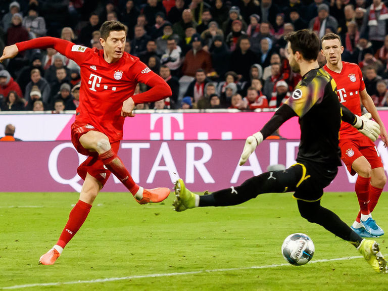 Inside Europe: How Lewandowski became Europe's best striker