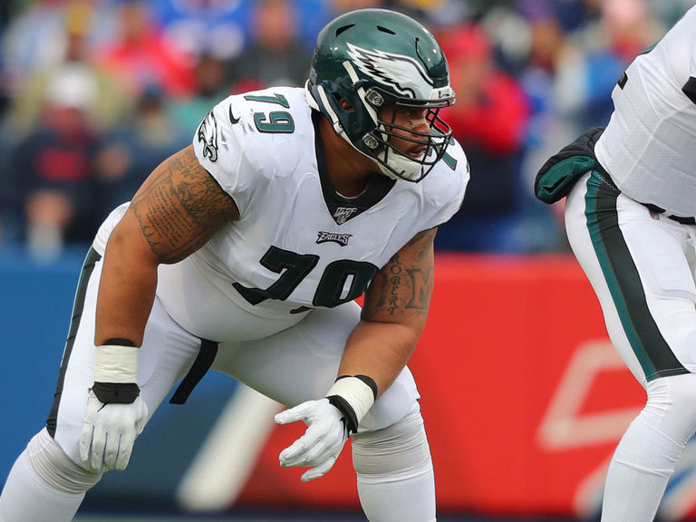 Eagles reportedly make Brooks highest-paid guard with 4-year extension
