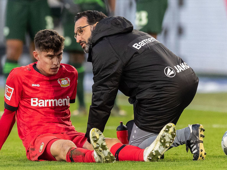 Havertz out of Germany qualifiers with thigh strain