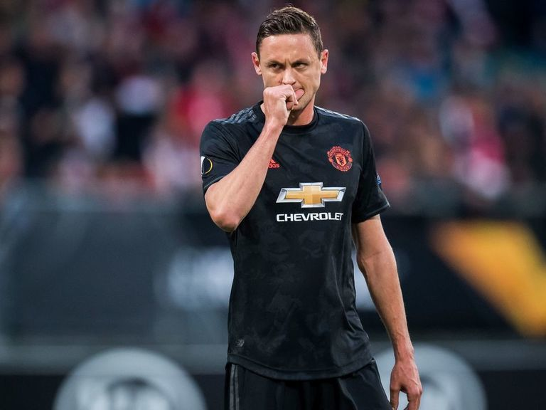 Report: Matic wants to leave Manchester United