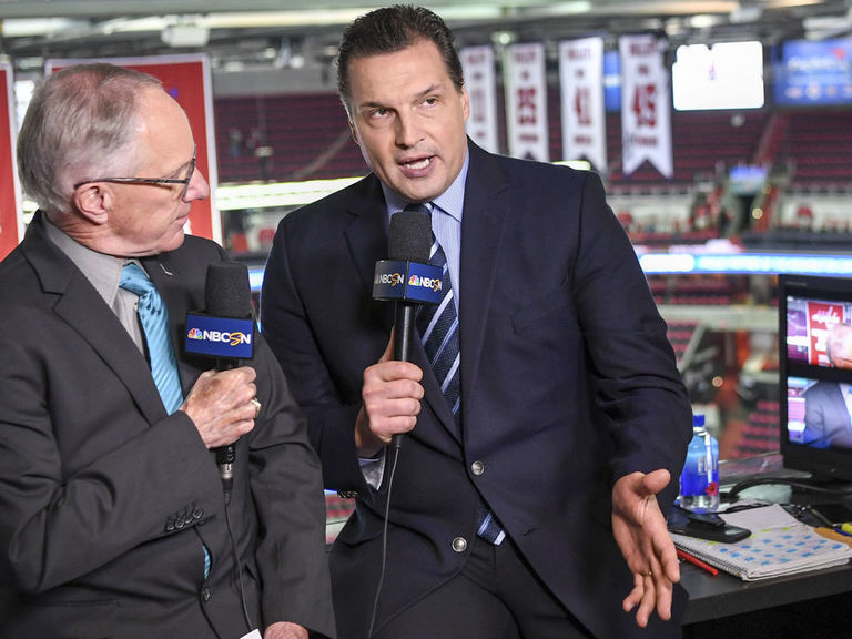 NHL podcast: Olczyk on defeating cancer, the strangest trade story eve