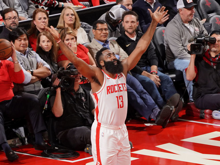 NBA weekly betting preview: Harden carries hot streak to Portland