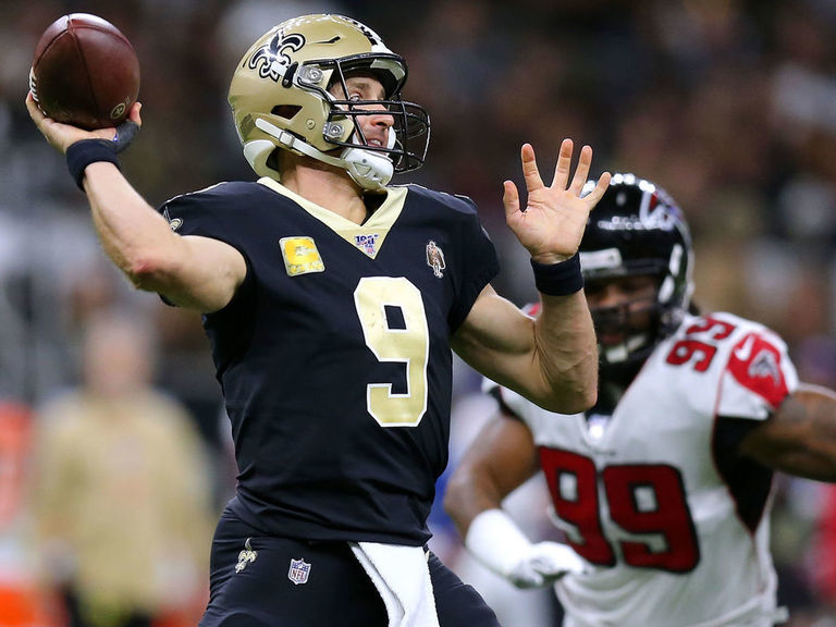 Brees: Saints will bounce back from 'unacceptable' loss