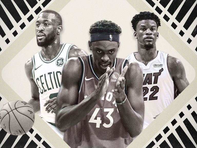 The Eastern Conference is suddenly far more than a 2-team race