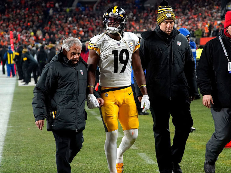Report: JuJu not expected to face Bills after aggravating knee injury
