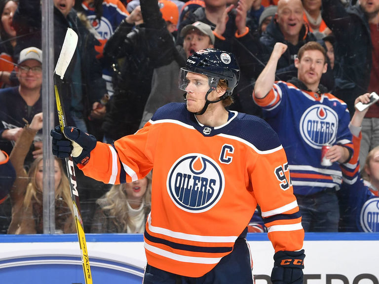 NHL weekend betting preview: McDavid hosts hometown Leafs