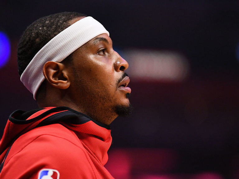 Melo and the Blazers: A marriage of desperation