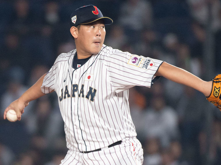 Report: Top Japanese pitcher Yamaguchi to be posted