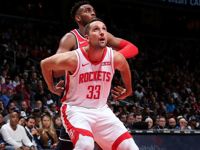 Rockets waive veteran Anderson