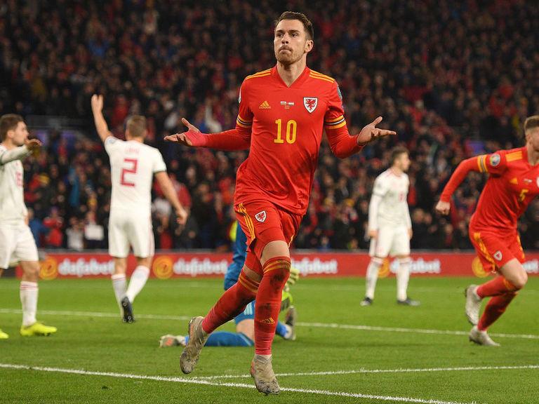 Wales clinches Euro 2020 berth as Ramsey stars vs. Hungary