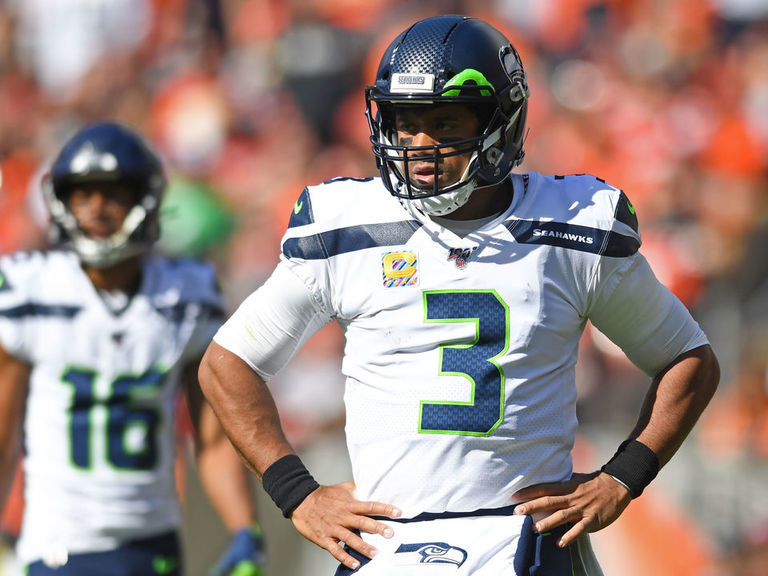 Wilson: Seahawks a couple pieces away from title contention