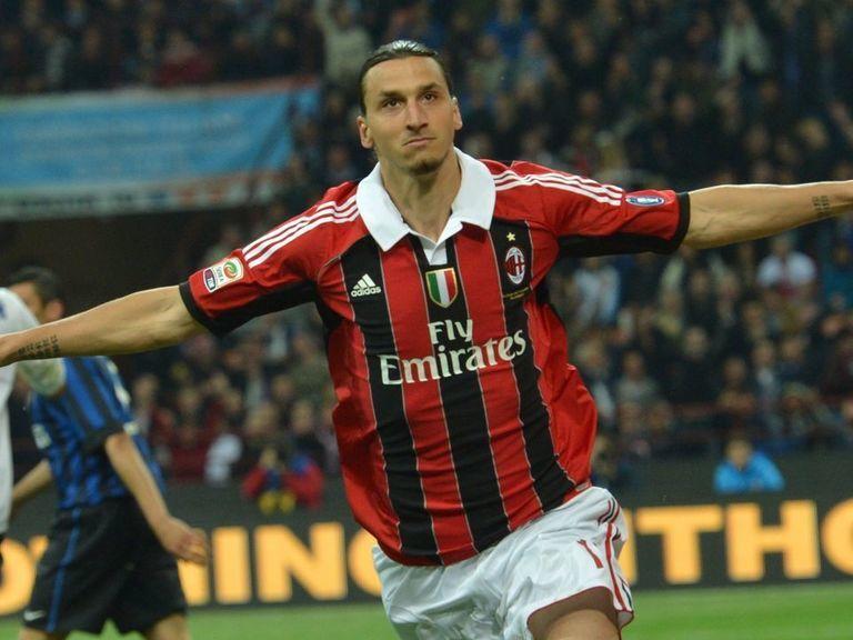 Report: Milan open talks over Ibrahimovic reunion
