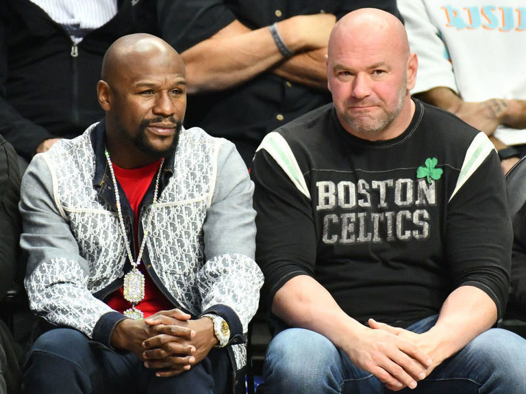 White: UFC, Mayweather agreed to deal and could do 'something fun' in