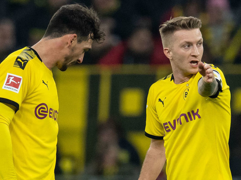 Dortmund save blushes with comeback draw against lowly Paderborn