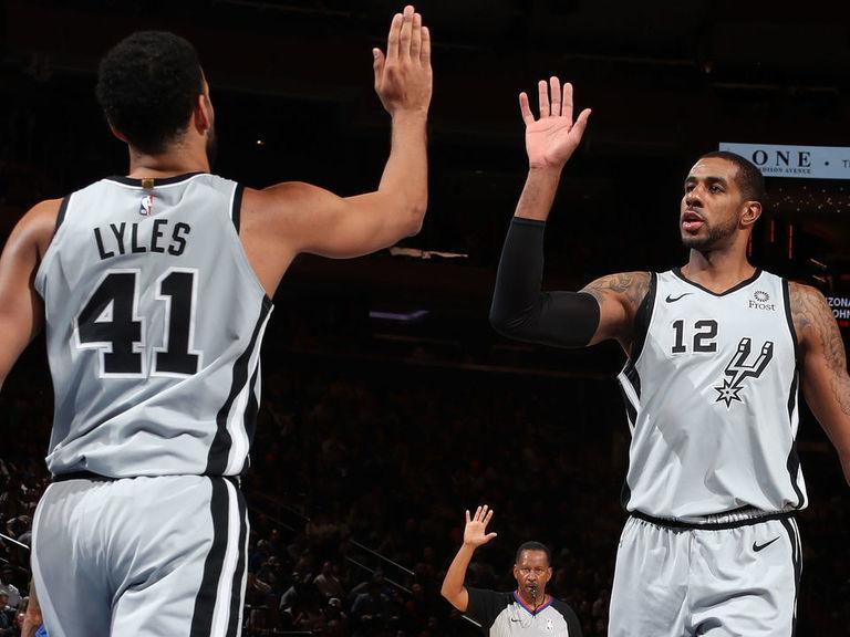 NBA weekend betting preview: Spurs seek revenge vs. Hawks