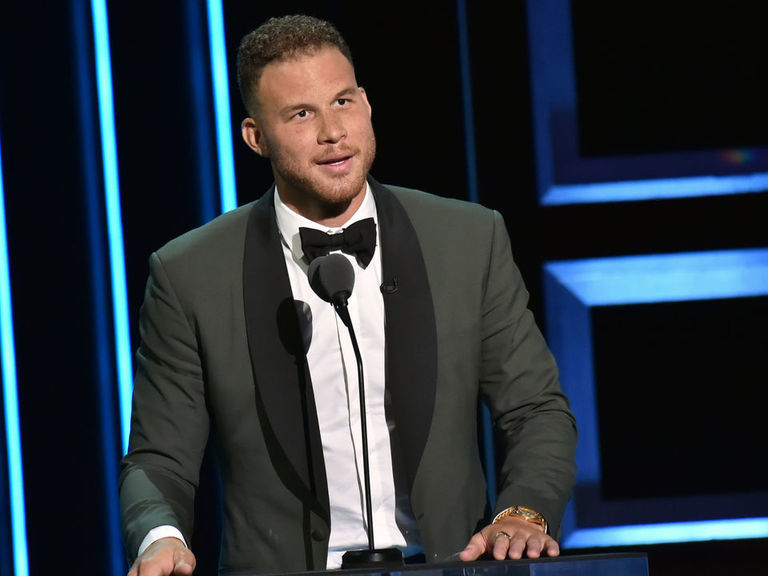 Blake Griffin to host holiday special, develop show with Comedy Centra