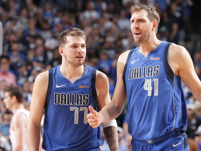 Nowitzki expected Doncic to have 'tougher transition' in 2nd season