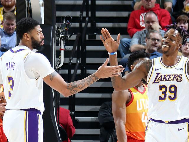 團結!詹姆斯力挺一眉哥獲最佳防守球員,Davis:Howard是我的防守偶像!-籃球圈