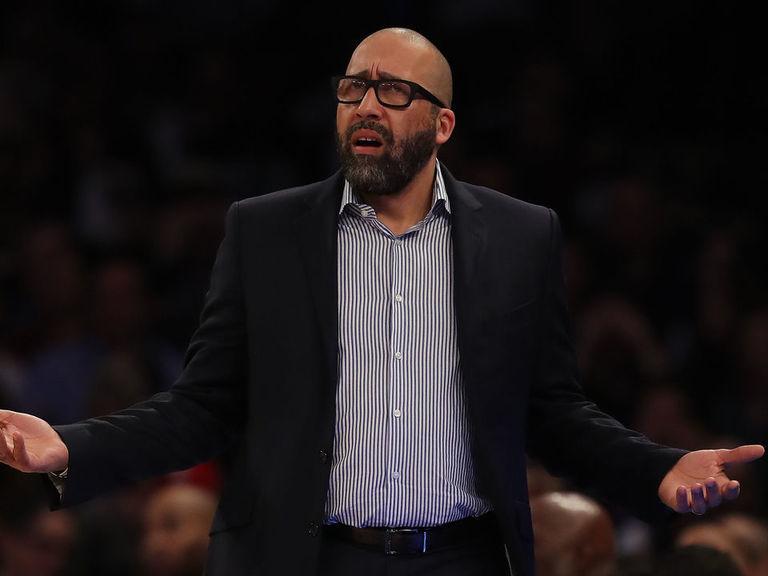 Knicks fire head coach Fizdale
