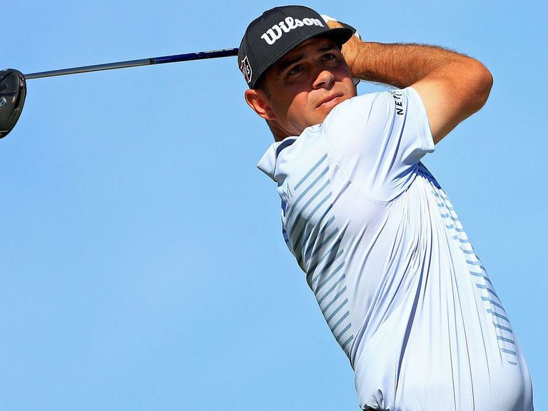 Woodland carries 1-shot lead into final round of Hero World Challenge