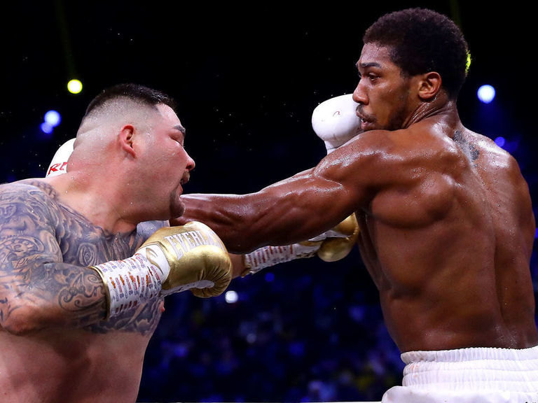 Joshua reclaims heavyweight title from Ruiz in unanimous decision