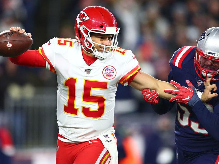 Chiefs making push for bye, 49ers retake No. 1 spot