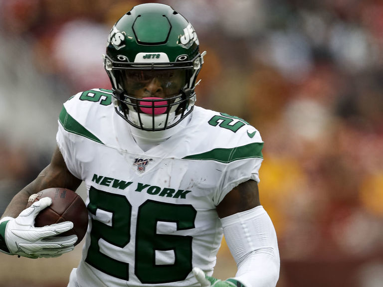 Jets GM has had no discussions involving moving Le'Veon Bell