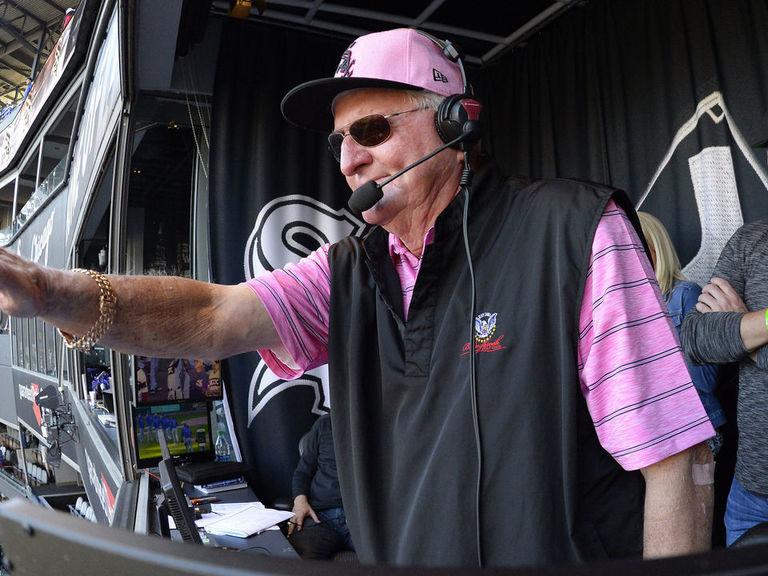 Longtime White Sox voice Hawk Harrelson wins HOF's Ford Frick Award