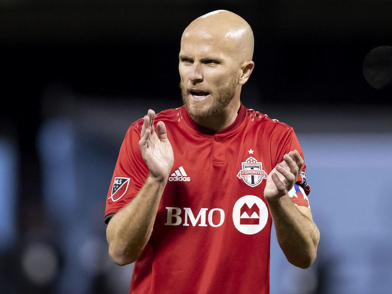 Report: Toronto FC re-sign captain Bradley to TAM contract