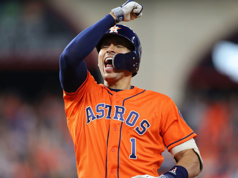 Report: Mets have talked with Astros about Correa