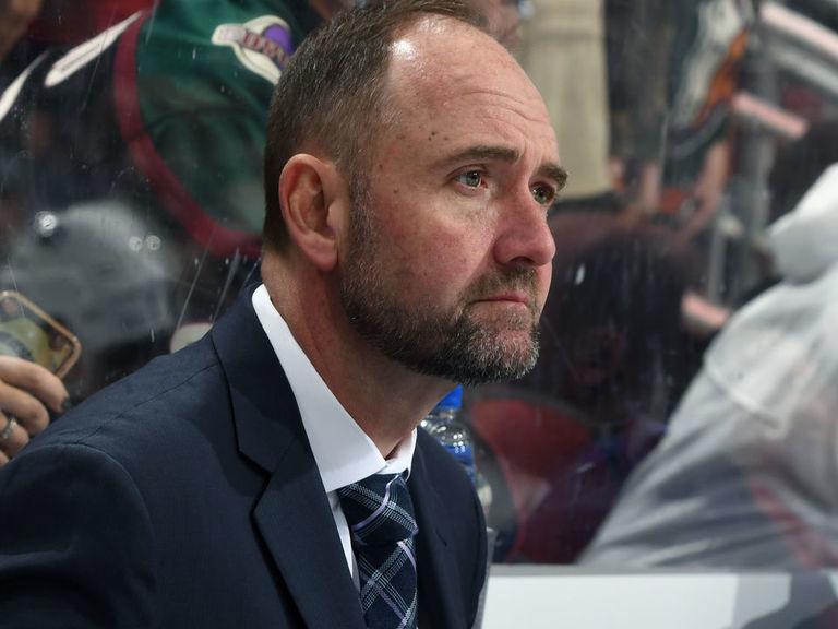 Report: Sharks fire head coach Peter DeBoer