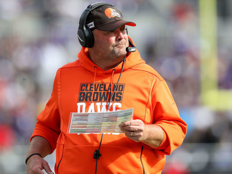 Report: Browns want to keep Kitchens as HC long term